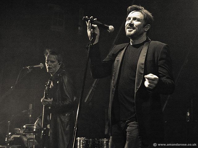 Duran Duran, performing live at O2 Shepherds Bush Empire, 7th March 2011