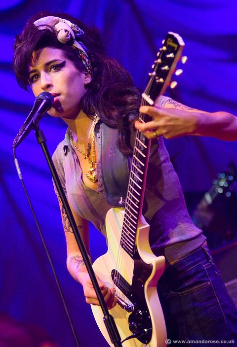 Amy Winehouse, Brixton Academy, 23rd November 2007