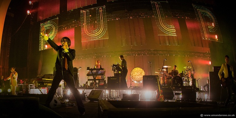 Pulp, performing live at O2 Academy Brixton, 31st August 2011
