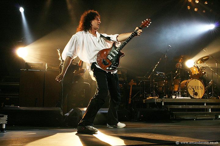 Queen, Brixton Academy, 28th March 2005