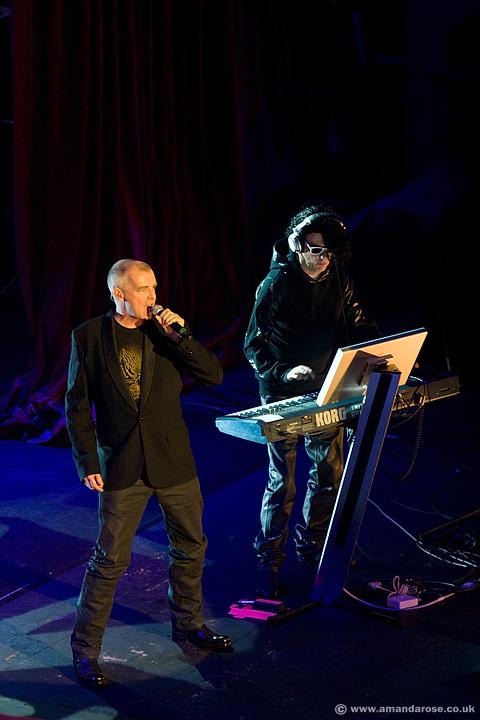 Pet Shop Boys, Warchild, Brixton Academy, 1st November 2007