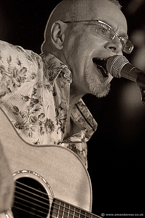Nik Kershaw, Luminaire, 16th November 2008