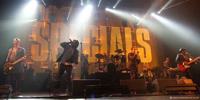 The Specials, performing live at O2 Brixton Academy, 31st October 2011