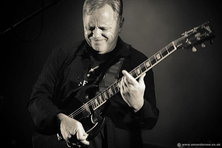 New Order, performing live at O2 Academy Brixton, 2nd May 2012