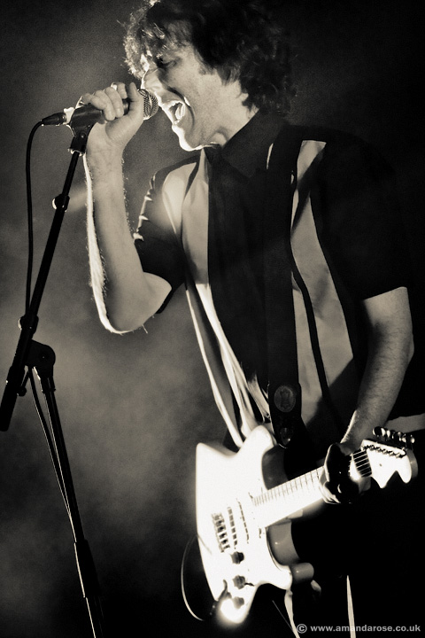 Carter USM, performing live at O2 Academy Brixton, 10th November 2012