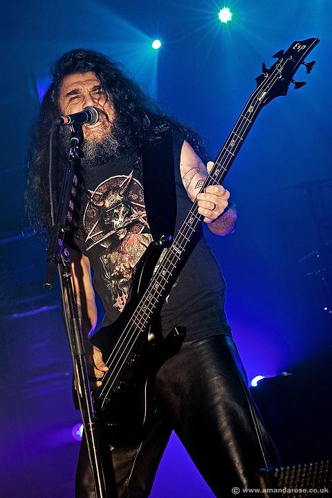 Slayer, Brixton Academy, 19th November 2006
