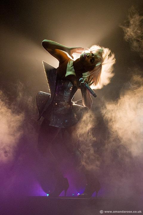 Lady Gaga, live at Brixton Academy, 14th July 2009