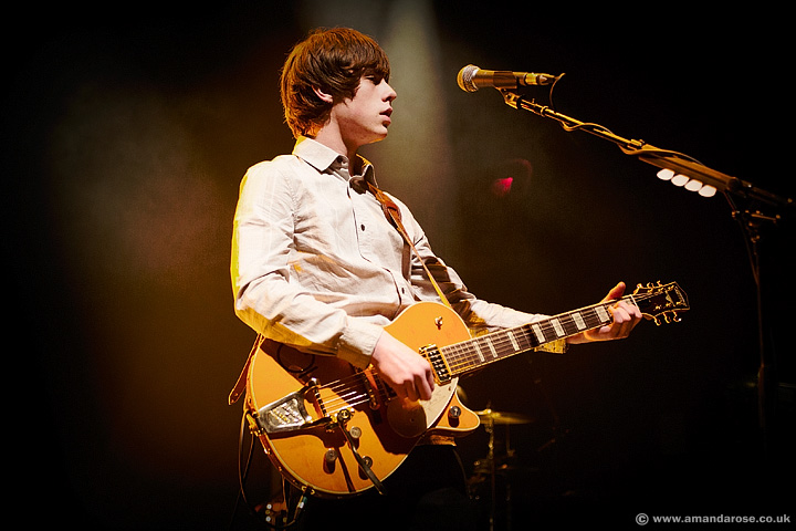 Jake Bugg, performing live at O2 Shepherds Bush Empire, 27th February 2013