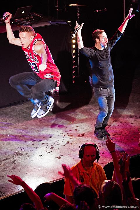 Macklemore & Ryan Lewis, performing live at O2 Shepherds Bush Empire, 27th May 2013