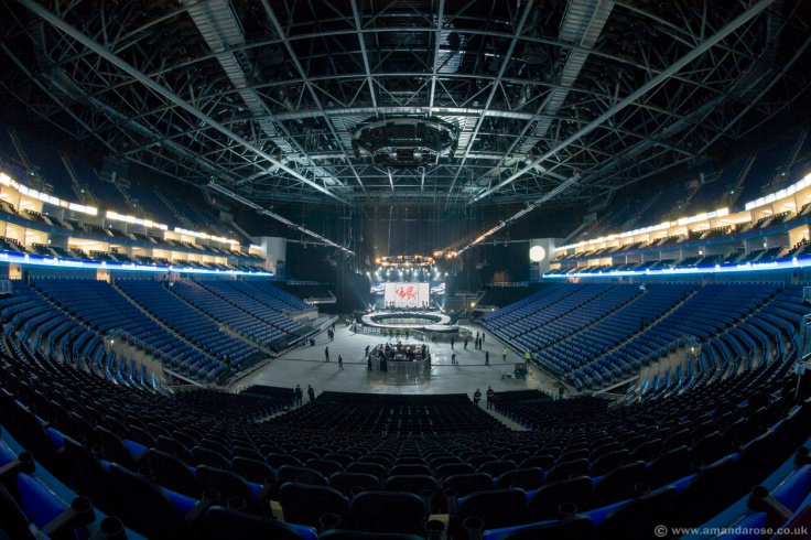 The O2 Premier; O2 Arena; 23rd June 2007