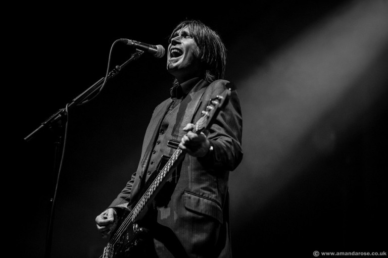 Del Amitri, performing live at Hammersmith Apollo, 7th February 2014