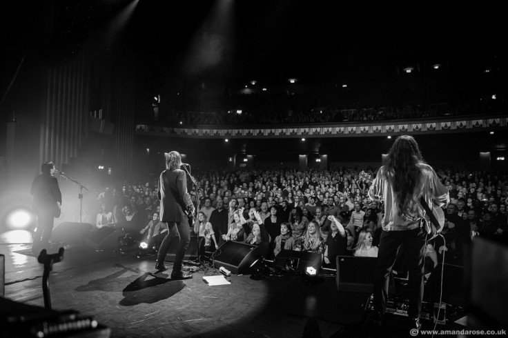 Del Amitri, performing live at Hammersmith Apollo, 7th February 2014