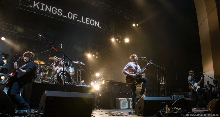 Kings of Leon, Live at Brixton Academy, 14th August 2008