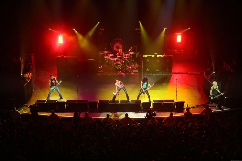 Velvet Revolver, performing Live at Brixton Academy 21st January 2005