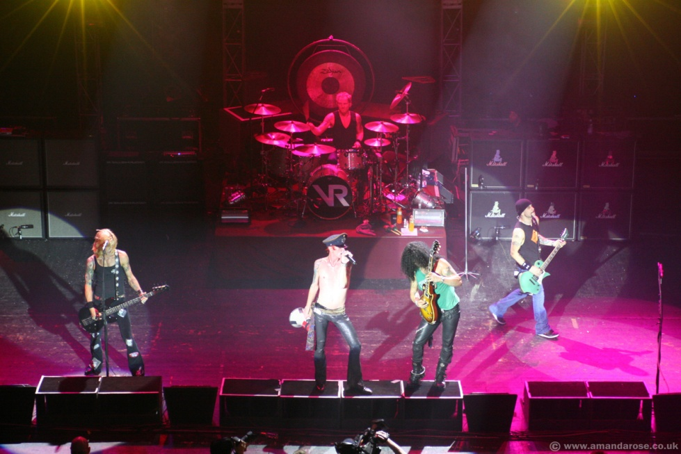 Velvet Revolver at Brixton Academy 21st January 2005