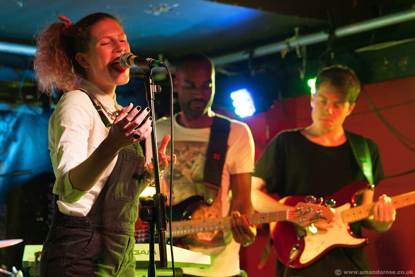 Indigo Face, performing Live at Discovery 2, 229 The Venue, London, 28th, May, 2015