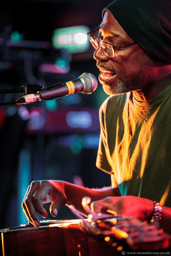 Mo Michael, performing Live at Discovery 2, 229 The Venue, London, 25th June, 2015