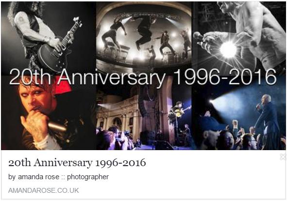 20th Anniversary 1996-2016
