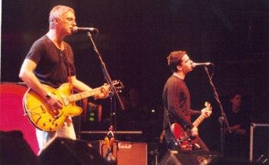 Paul Weller & Kelly Jones