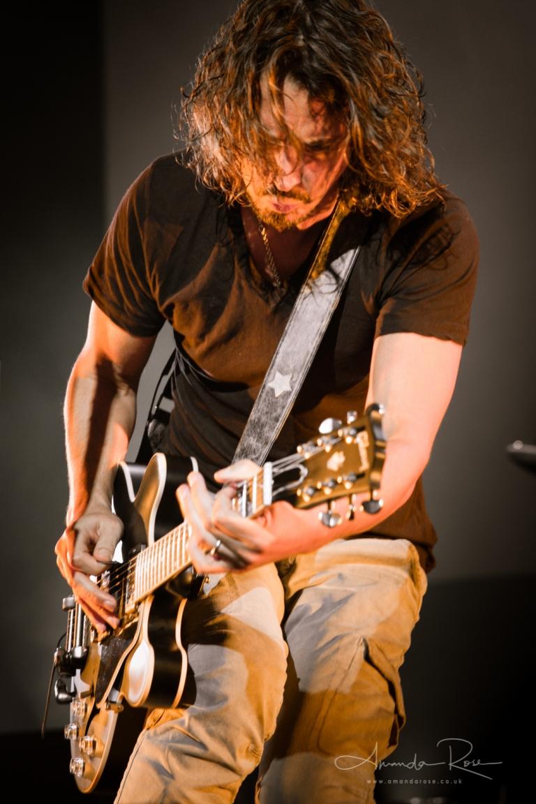 Soundgarden, performing live at O2 Academy Brixton, 18th September 2013